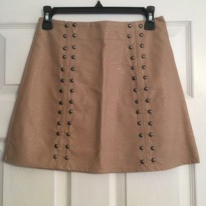 LF skirt, runs small